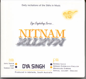 Dya Singh Nitnam Double CD