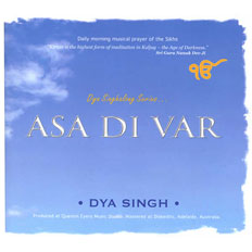 Dya Singh Asa Di Var - Click Image to Close